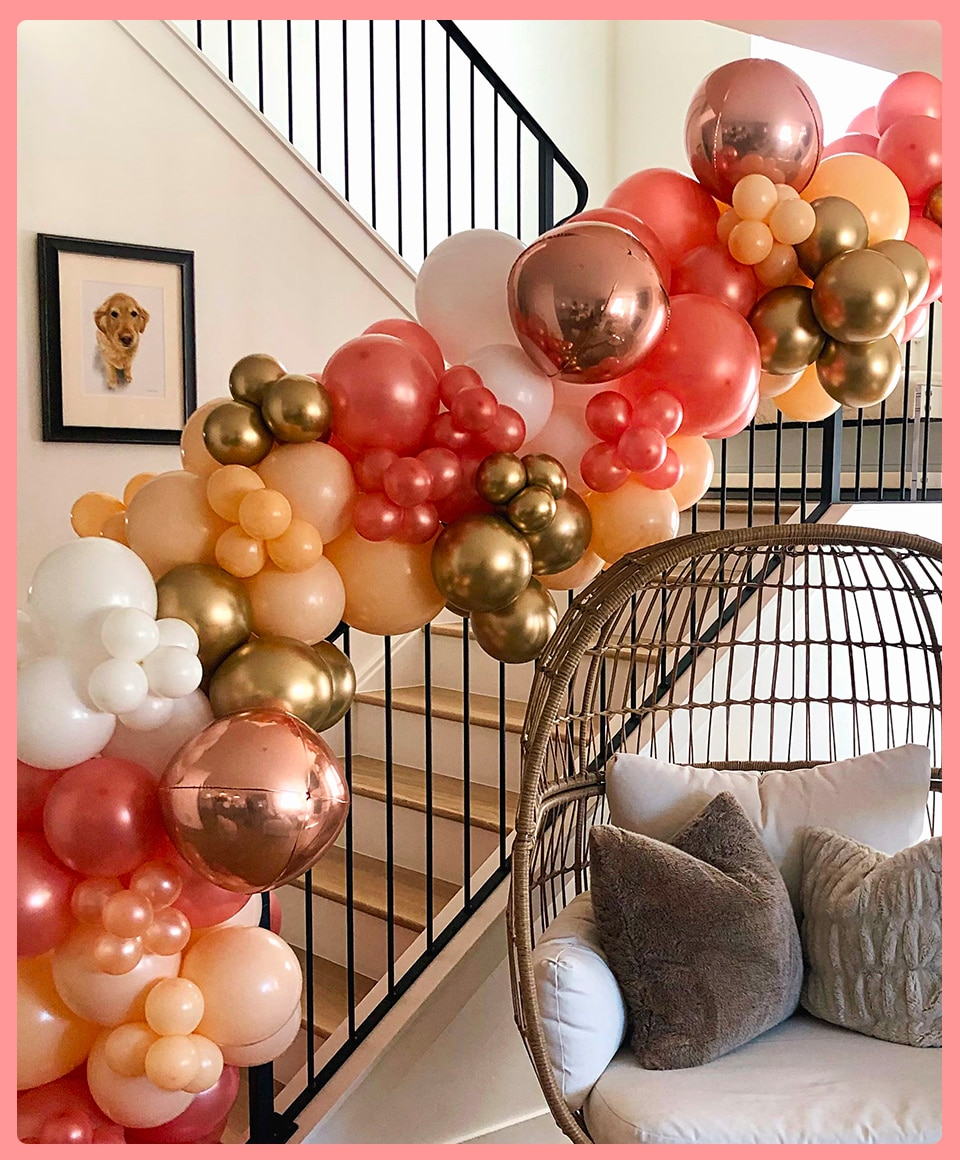 Example Of A Denver Balloon Decoration Service