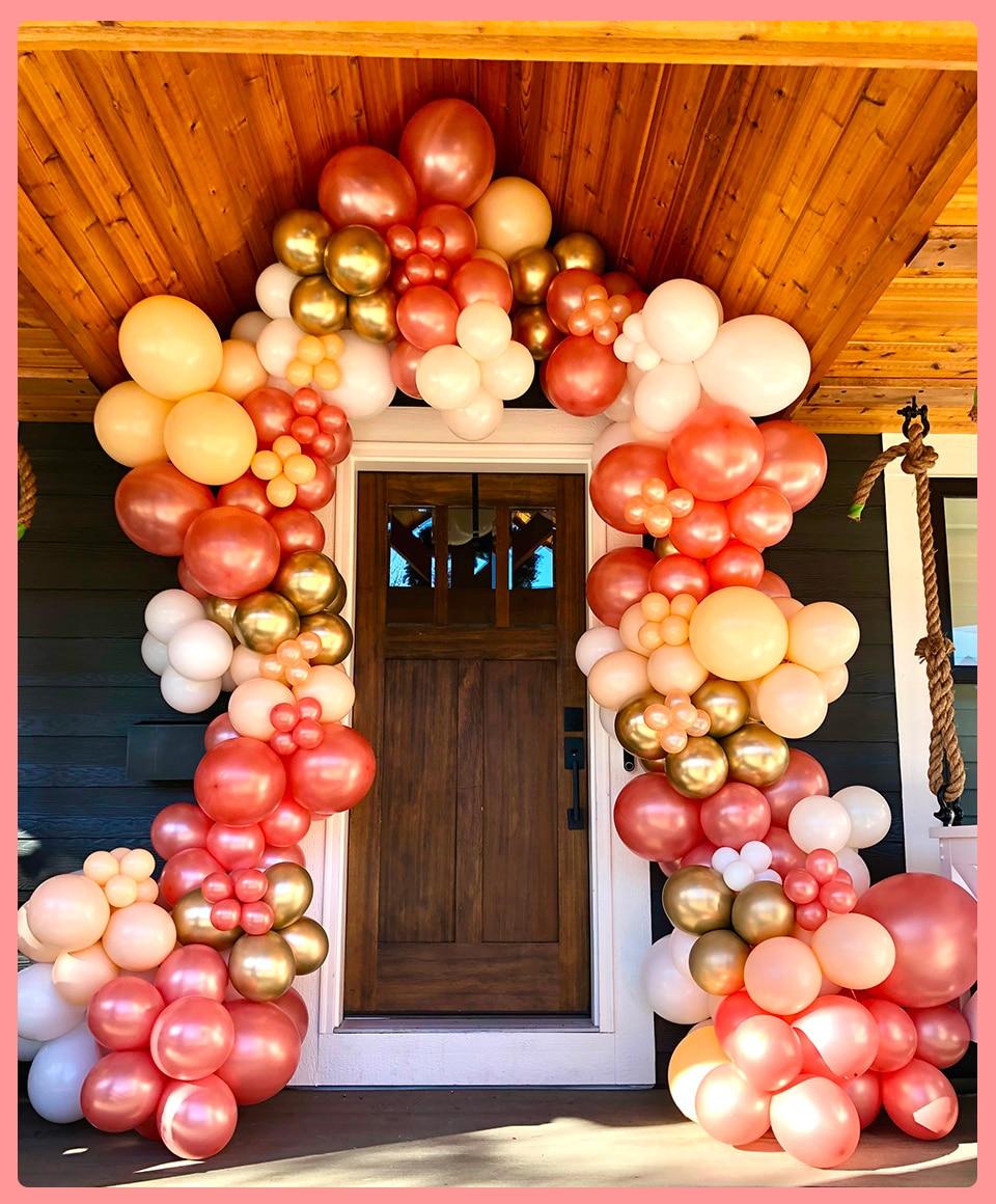 Example Of A Centennial Balloon Decoration Service