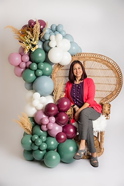 The Balloonista Is A Locally Owned & Operated, Woman-Led Decorating Business