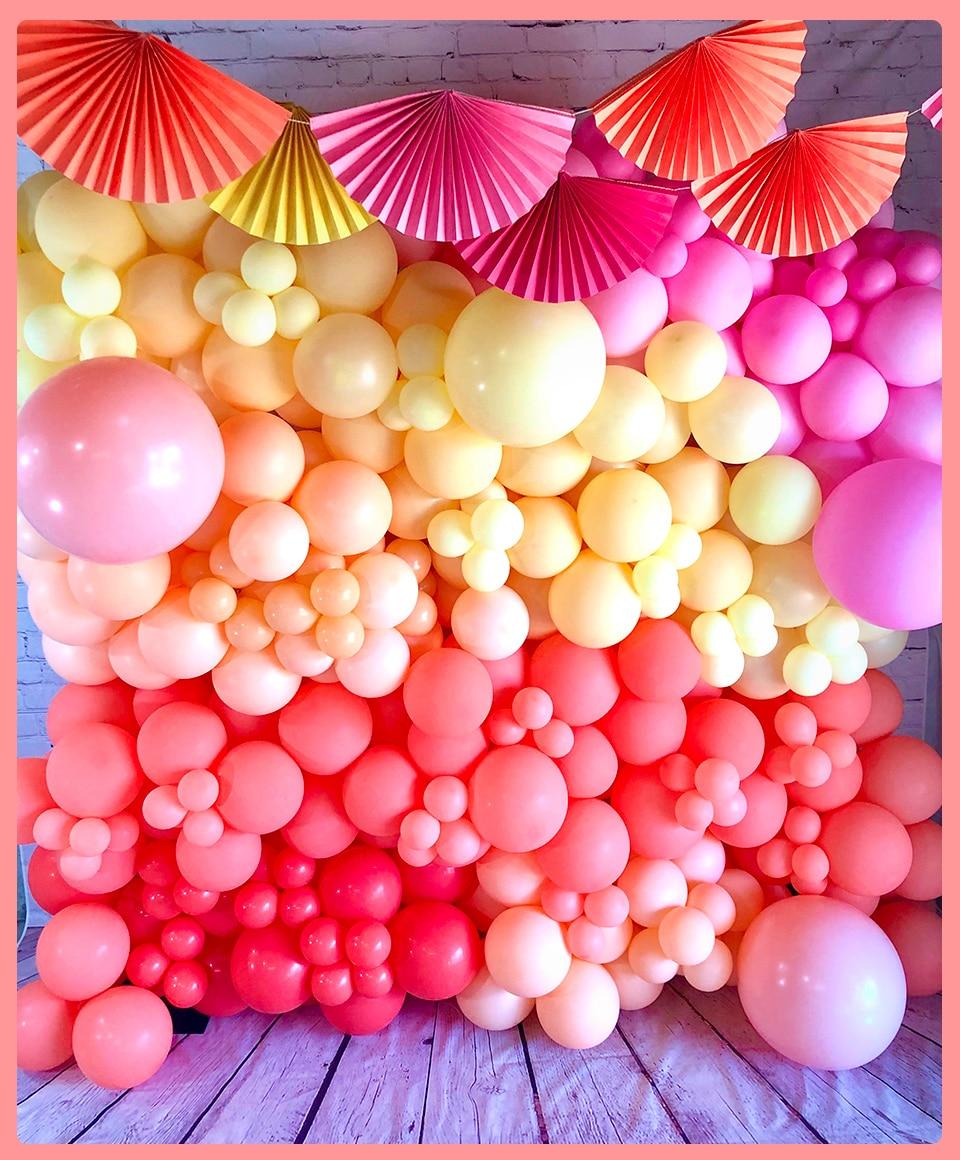Example Of Aurora Balloon Decoration Service