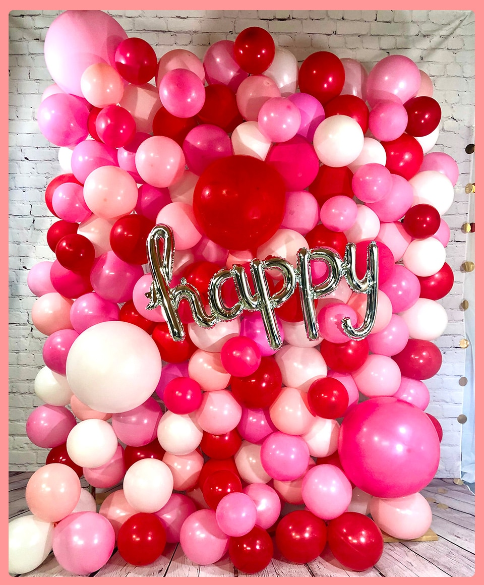 Example Of Lakewood Balloon Decoration Service